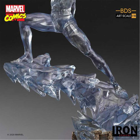 Image of X-Men - Iceman 1:10 Scale Statue