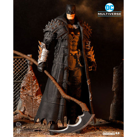 "DC Multiverse - Batman Death Metal 7"" Action Figure"