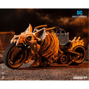 DC Multiverse - Batman Death Metal Motorcycle