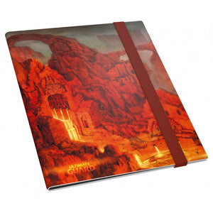 Ultimate Guard Lands Edition 2 Mountain 9 Pocket FelxXfolio Folder