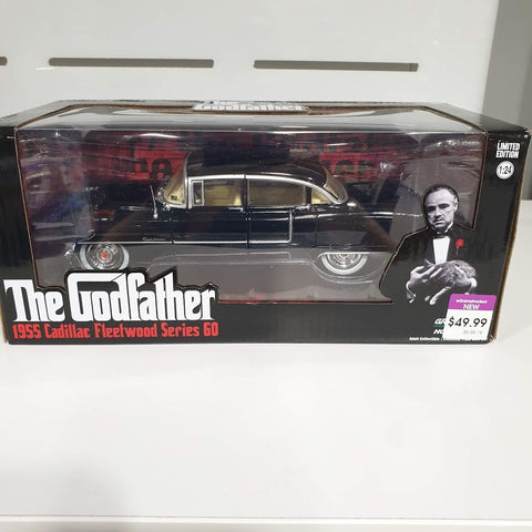 1:24 The Godfather 1955 Cadillac