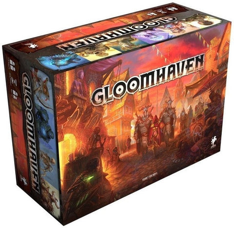 Image of Gloomhaven Revised Edition