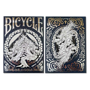 Bicycle Cards Dragon Foil
