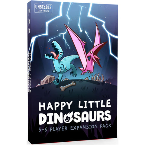 Happy Little Dinosaurs 5-6 Player Expansion