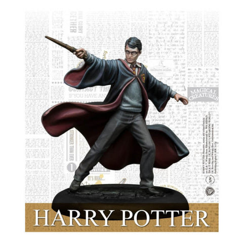 Image of Harry Potter Miniatures Adventure Game Core Box