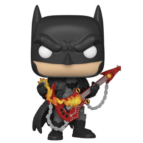 Batman - Death Metal Batman Guitar Solo US Exclusive Pop! Vinyl