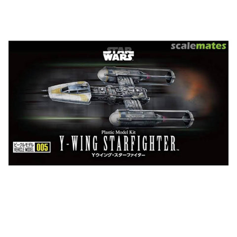 Vehicle Model Y-Wing 005 Starfighter