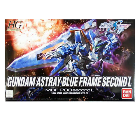 HG 1/144 ASTRAY BLUE FRAME SECOND L