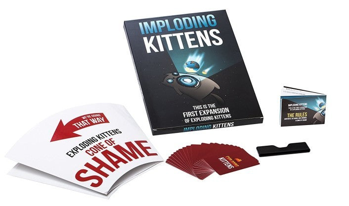 Imploding Kittens Exploding Kittens Expansion