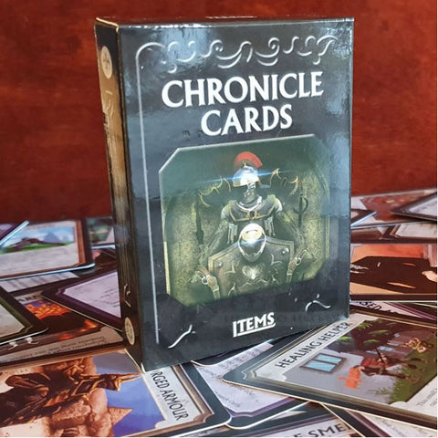 Image of Chronicle Cards Universal Items Deck