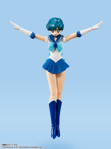 Image of Sailor Moon - S.H.FIGUARTS Sailor Mercury