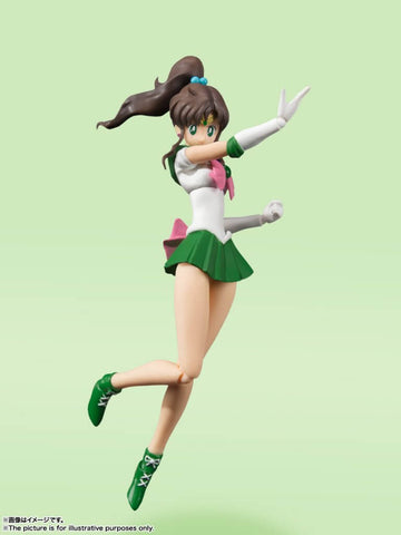Image of Sailor Moon - S.H.FIGUARTS Sailor Jupiter