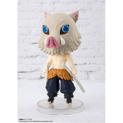 DEMON SLAYER: KIMETSU NO YAIBA - FIGURARTS MINI - INOSUKE HASHIBARA