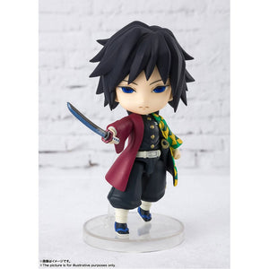 DEMON SLAYER: KIMETSU NO YAIBA - FIGURARTS MINI - TOMIOKA GIYUU