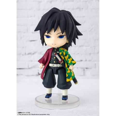 Image of DEMON SLAYER: KIMETSU NO YAIBA - FIGURARTS MINI - TOMIOKA GIYUU
