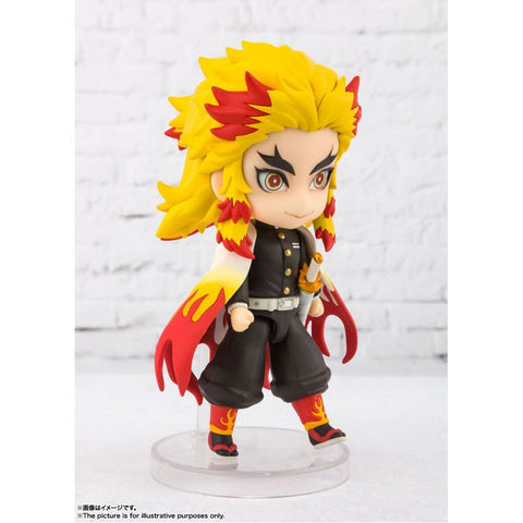 Image of DEMON SLAYER: KIMETSU NO YAIBA - FIGURARTS MINI - RENGOKU KYOJURO