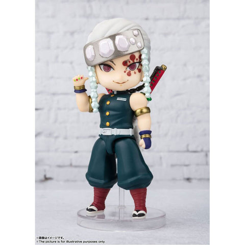 DEMON SLAYER: KIMETSU NO YAIBA - FIGURARTS MINI - UZUI TENGEN
