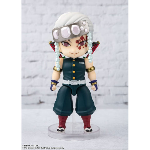 Image of DEMON SLAYER: KIMETSU NO YAIBA - FIGURARTS MINI - UZUI TENGEN