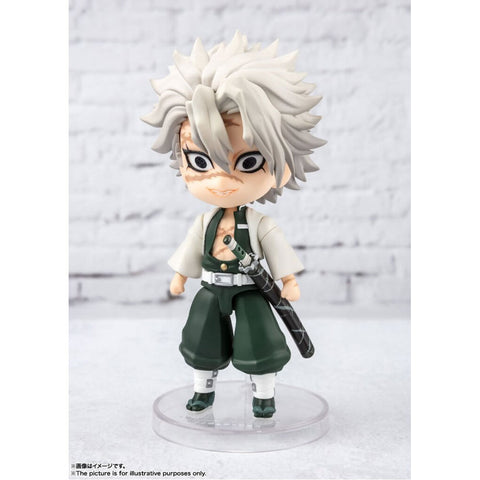 Image of DEMON SLAYER: KIMETSU NO YAIBA - FIGURARTS MINI - SANEMI SHINAGZUGAWA