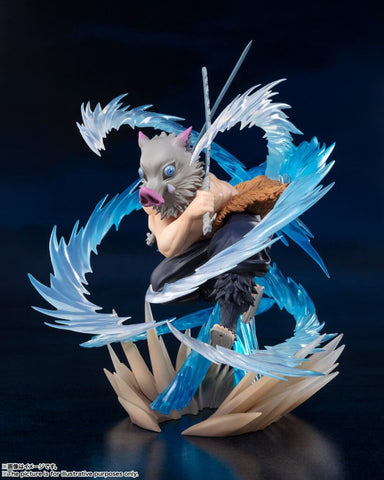 Image of DEMON SLAYER: KIMETSU NO YAIBA - FIGUARTS ZERO - INOSUKE HASHIBIRA BEAST BREATHING