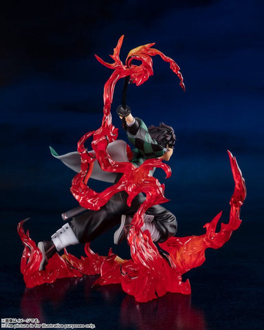 DEMON SLAYER: KIMETSU NO YAIBA - FIGUARTS ZERO - TANJIROU KAMADO TOTAL CONCENTRATION