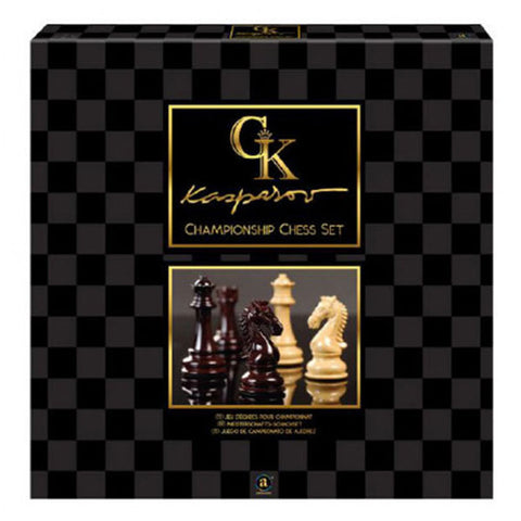 Image of Kasparov Championship Chess Set