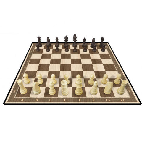 Image of Kasparov Wood Chess Set