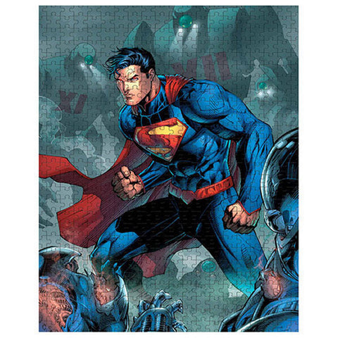 Superman 1000pc puzzle