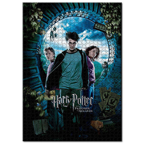 Harry Potter Prisoner of Azkaban 1000pc puzzle