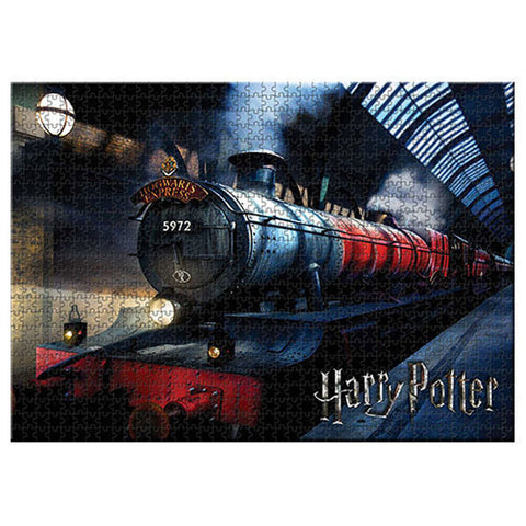 Harry Potter Hogwarts Express 1000pc puzzle