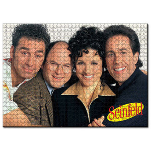 Seinfeld group 1000pc puzzle