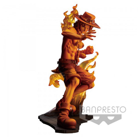 ONE PIECE STAMPEDE MOVIE - POSING FIGURE BROTHERHOOD III PORTGAS D ACE VOL.2