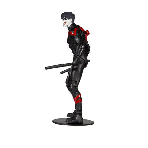 "Batman - Death of the Family Nightwing Joker 7"" Action Figure"