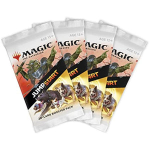 Magic the Gathering - Jumpstart Booster