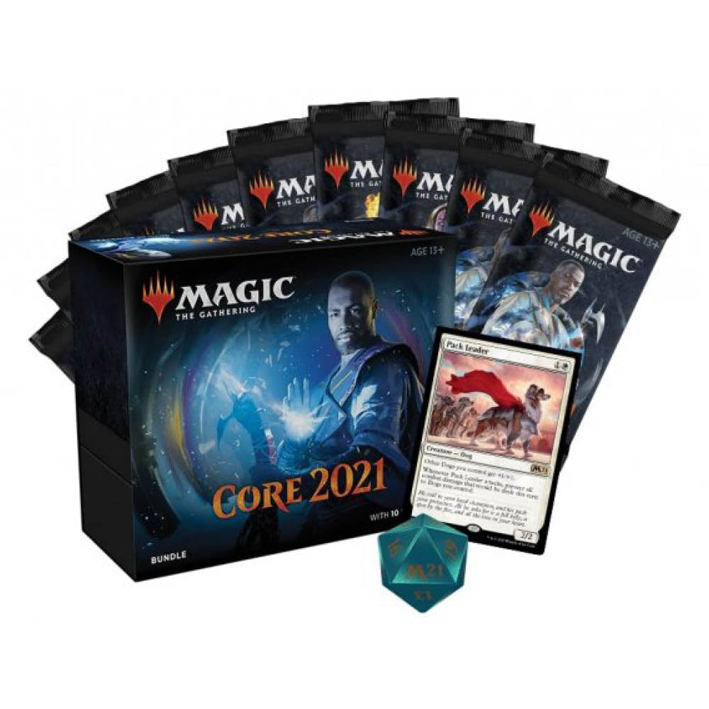 Magic the Gathering - Core 2021 Bundle