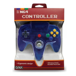 N64 CirKa Controller Grape