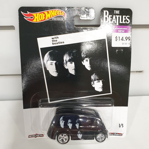 Hot Wheels 1:64 Beatles Quick D-Livery