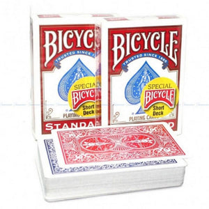 Bicycle Short Decks Red Case Playing Cards