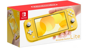 Nintendo Switch Lite Console - Yellow