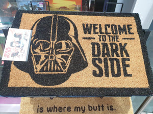 Star Wars - Darth Vader Doormat