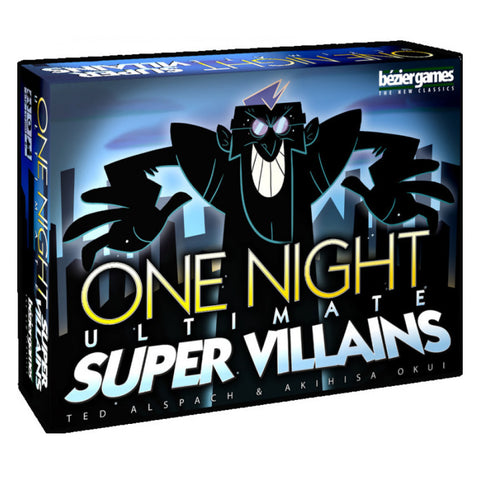 One Night Ultimate Super Villains