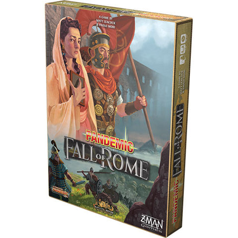 Image of Pandemic Fall of Rome