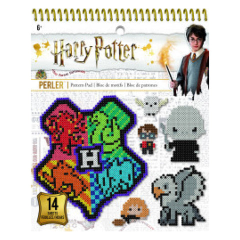 Perler Harry Potter Pattern Pad