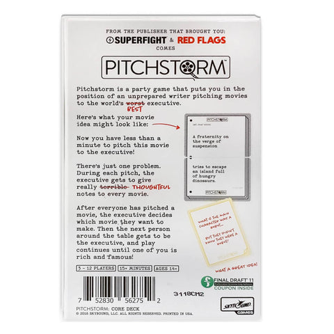 Image of Pitchstorm