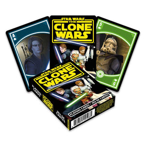 Playing Cards Star Wars Clone Wars
