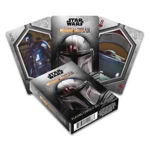 Playing Cards Star Wars the Mandalorian Photos