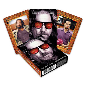 Playing Cards The Big Lebowski