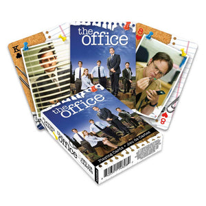Playing Cards The Office Cast