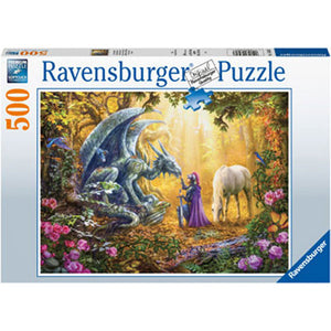 Rburg - Dragon Whisperer Puzzle 500pc