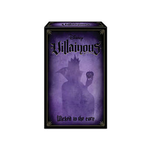Villainous:Wicked to the Core Game